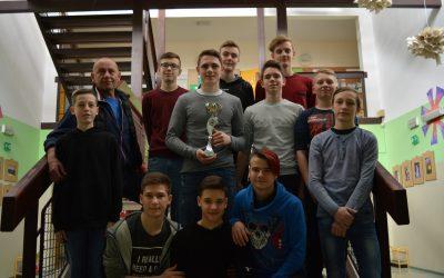 Finale državnega prvenstva OŠ v rokometu – 2. mesto