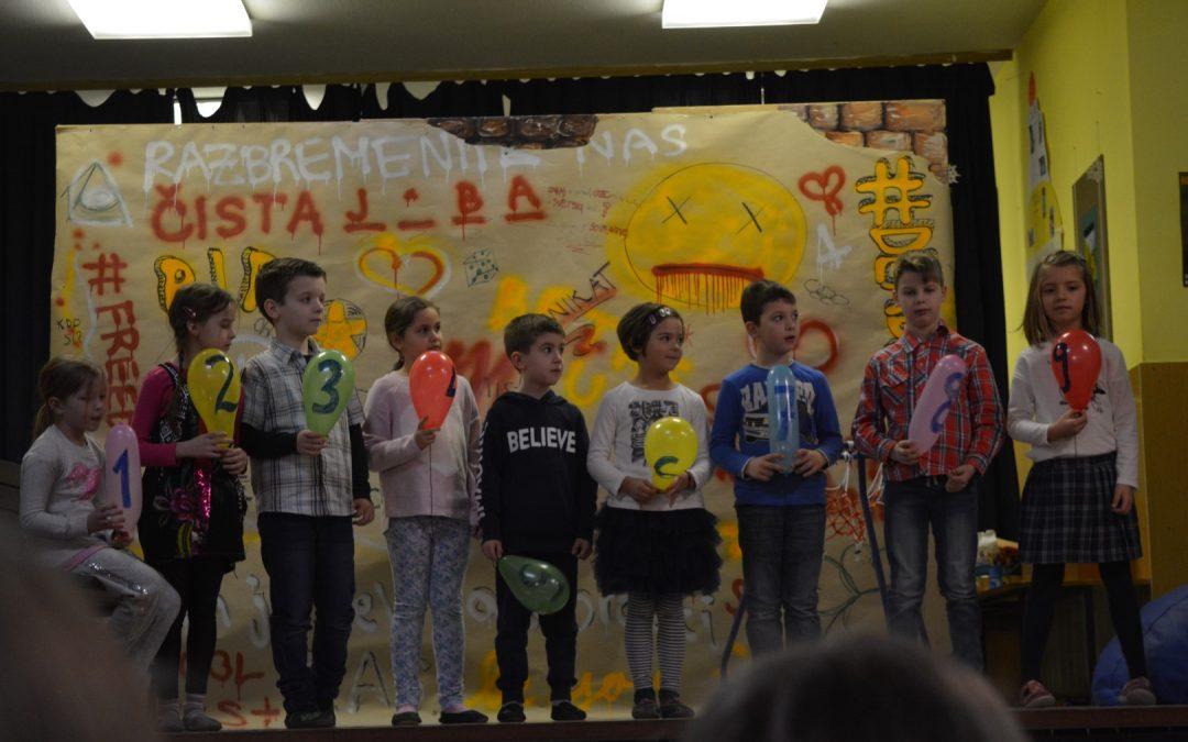 Ob kulturnem prazniku z našo vizijo šole