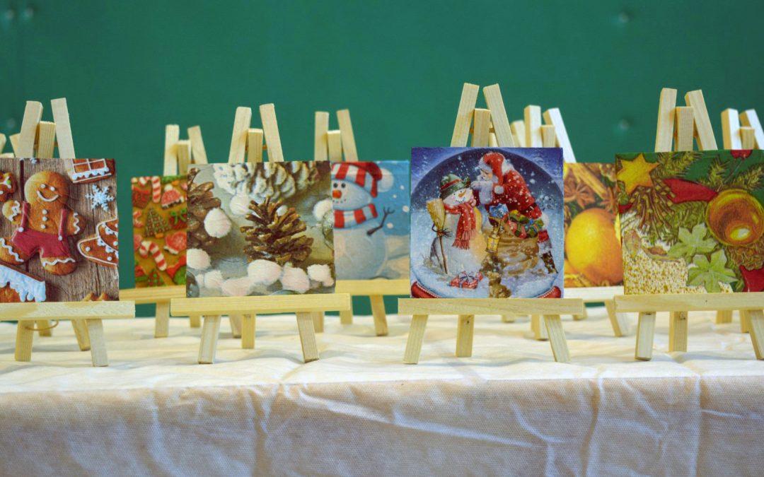 Božično – novoletni bazar