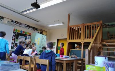 učilnica = igralnica v OŠ Boštanj