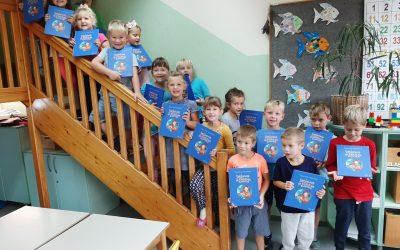 Darilne knjige za vse prvošolce