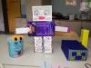 Učenci 2. razreda ustvarjali iz odpadnega materiala