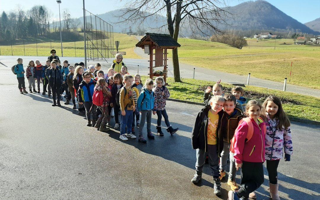 Zimsko-pomladni pohod na Konjsko in Lukovec