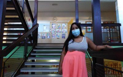 Obisk Annie iz Venezuele